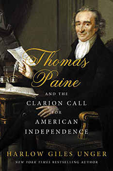 cover of Thomas Paine and the Clarion Call for American Independence